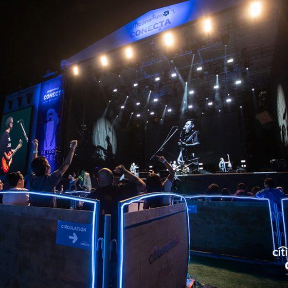 conciertos en México